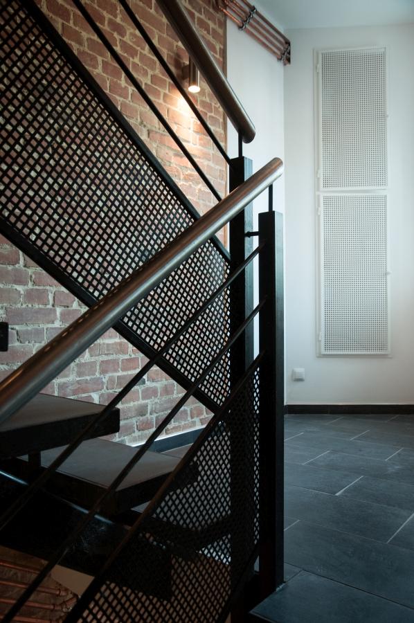 Projekt wnętrz, mieszkania na wynajem, kamienica Rybnik Wodzisławska 4