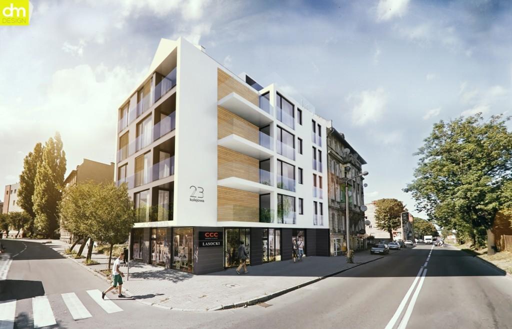 Nowoczesne apartamenty Racibórz