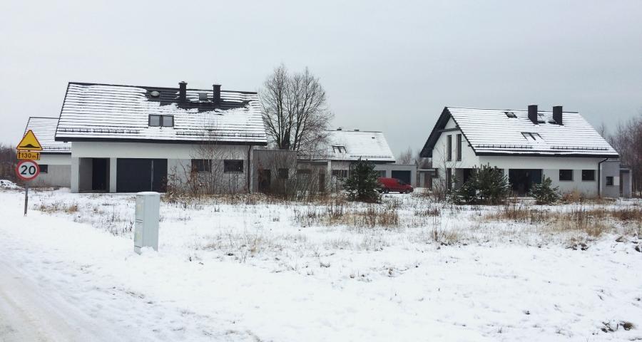 Nowe domy na sprzedaż Racibórz