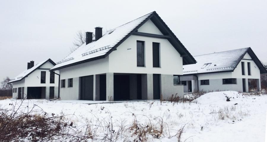 Nowy dom na sprzedaż Nędza